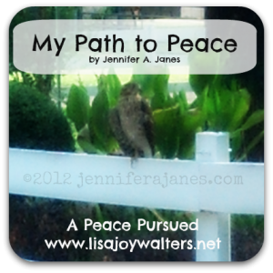 My Path to Peace