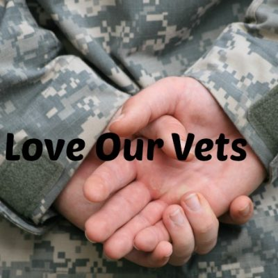 "The Saturday Morning Review–""Love our Vets"""