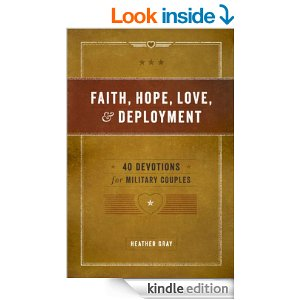 faith, hope, love, and deployment book