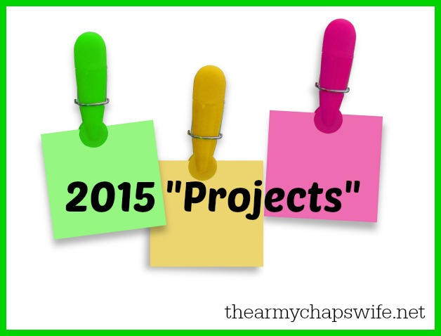 2015 Projects