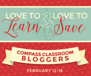 Love to Learn & Love to Save Sale