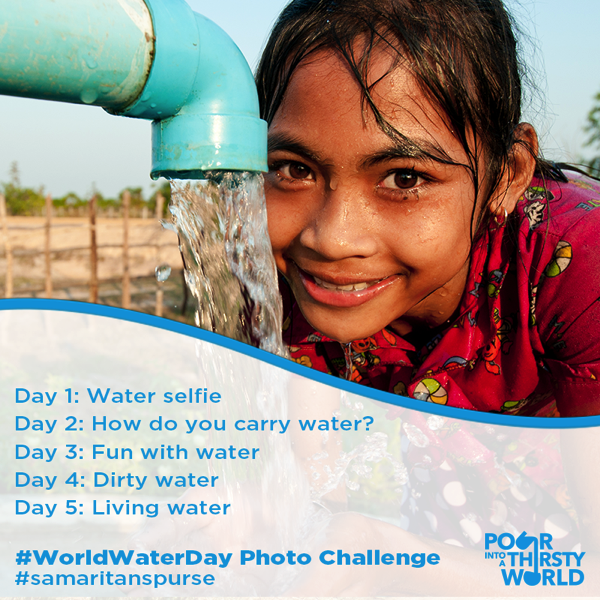 World Water Day 2015 Instagram Challenge